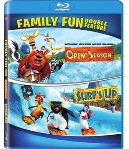 Surf's Up/ Open Season