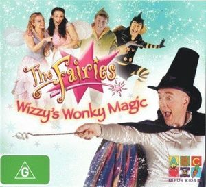 Fairies-Wizzy's Wonky Magic (Pal/ Region 4)
