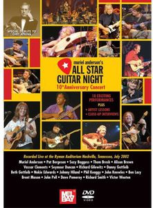 Muriel Anderson: All Star Guitar Night 10th