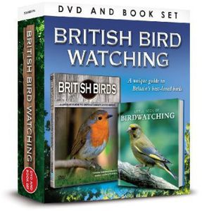 British Birdwatching (DVD & Book)