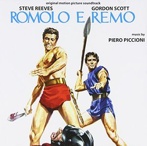 Romolo E Remo (Original Soundtrack) [Import]