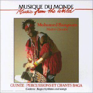 Percussions Et Chants Baga [Import]