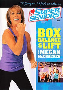 Super Seniors: Box Balance & Lift
