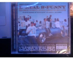 B-Real B-Funny (Original Soundtrack)