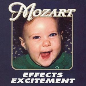 Mozart: Effects Excitement