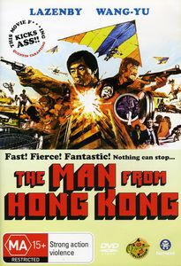 Man from Hong Kong (Pal/ Region 4)