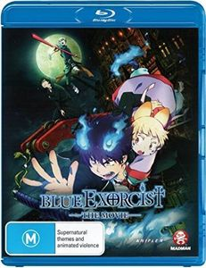 Blue Exorcist the Movie [Import]