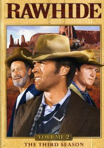 Rawhide: Season Three, Vol. 2 [Full Frame] [4 Discs]