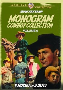 Monogram Cowboy Collection: Volume 9
