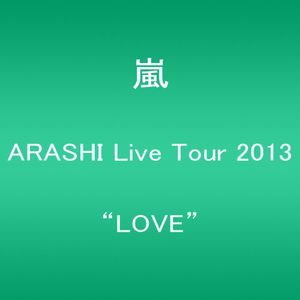 Live Tour 2013 Love [Import]