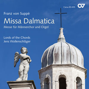 Missa Dalmatica /  Missa for Male Voices & Organ