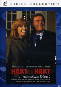 Hart to Hart TV Movie Collection 2