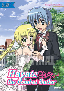 Hayate the Combat Butler Season 1