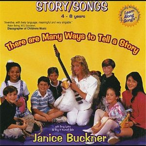 There Are Many Ways to Tell a Story/ Story Songs