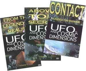 UFO's and Cosmic Dimensions