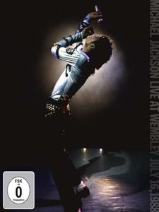 Michael Jackson Live at Wembley July 16
