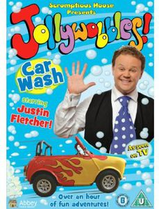 Justin Fletcher's Jollywobbles-Car Wash