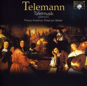 Tafelmusik (Selection)