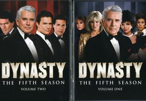 Dynasty: Season Five two pack [Full Frame] [8 Discs]