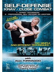 Self-Defense: Krav Close Combat Street Fighting