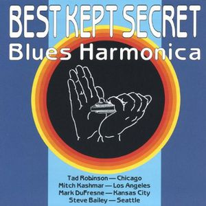 Best Kept Secret Blues Harmonica