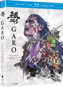 Garo: Crimson Moon - Season Two Part One