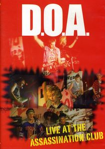 Positively D.O.A.: D.O.A. Live [Import]