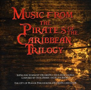 Pirates of the Carribean Trilogy (Original Soundtrack)