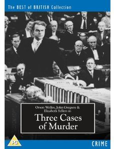 Three Cases of Murder & Orson Welles Ghost Story