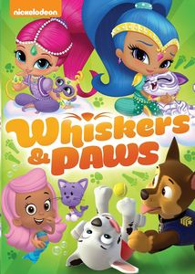 Nickelodeon Favorites: Whiskers and Paws
