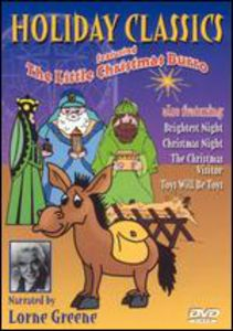Holiday Classics: The Little Christmas Burro