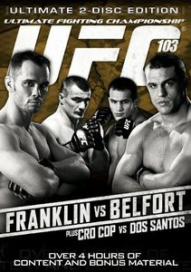 UFC 103: Franklin Vs Belfort