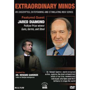 Jared Diamond: Extraordinary Minds