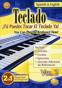 Teclado 2: 2 in 1 Bilingual