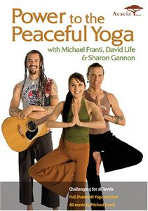 Power To The Peaceful Yoga [WS]