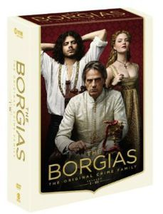 Borgias: Season 1-3