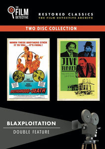 Blaxploitation Double Feature