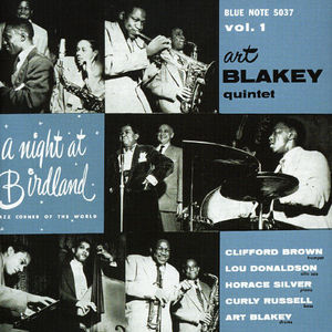 Night at Birdland 1