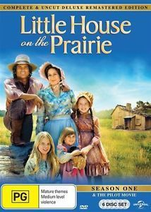 Little House on the Prairie-Season 1 [Import]