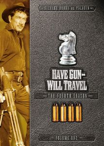 Have Gun - Will Travel: The Fourth Season, Vol. 1 [Full Frame] [3 Discs]