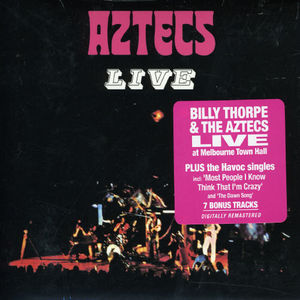 Aztecs Live [Import]