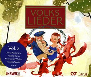Volkslieder (German Folk Songs) 2