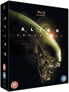 Alien Anthology (1979) (6 Disc Set)