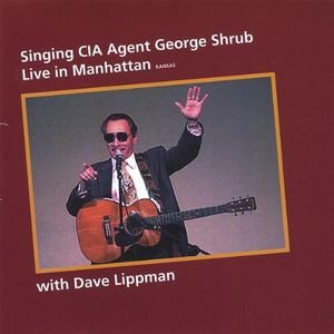 Singing Cia Agent George Shrub Live in Manhattan K