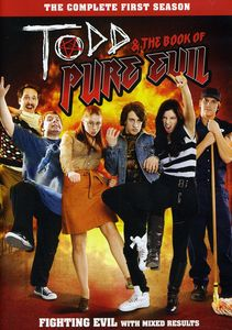 Todd & Book of Pure Evil: The Complete First Season