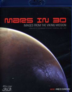 Mars in 3D: Images from the Viking Mission