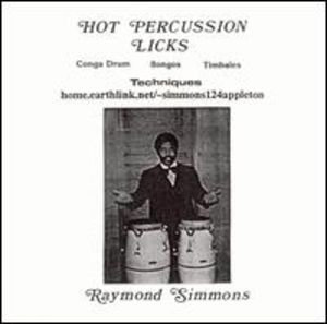 Hot Percussion Licks