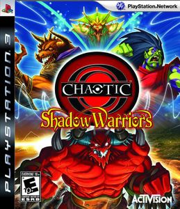 Chaotic for PlayStation 3