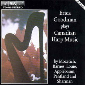 Canadian Harp Music /  Various