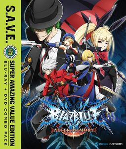 Blazblue: Alter Memory - The Complete Series - S.A.V.E.